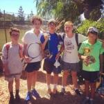 Sharper Tennis Coaching Perth